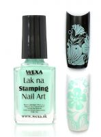 WEXA Stamping lak - Mint