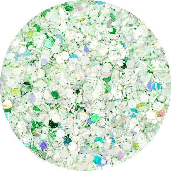 Zdobenie Sneh - Glitter 12