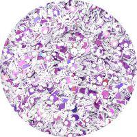 Zdobenie Sneh - Glitter 7