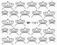 Cuticle Tattoo W-101