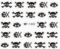 Cuticle Tattoo W-103