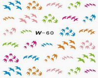 Cuticle Tattoo W-60