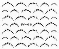 Black Cuticle Tattoo W-66