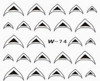 Cuticle Tattoo W-74