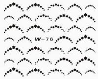 Cuticle Tattoo W-76