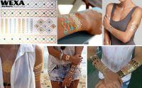 Flash Metallic Tattoo - 101
