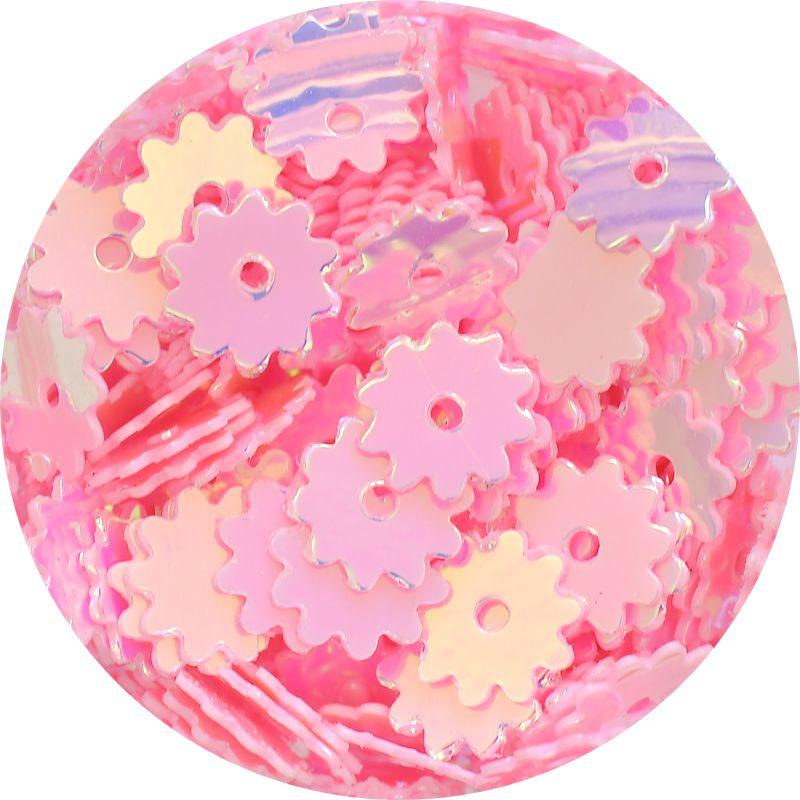 Konfety na zdobenie nechtov - Pink Flowers