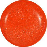 Neon Shimmer gél - Orange