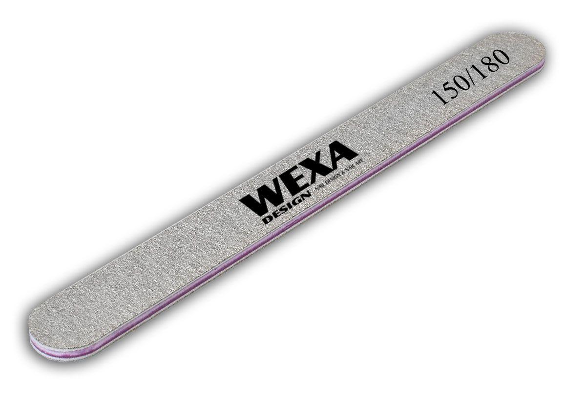 Long Life profi pilník na nechty zebra rovný 150/180 WEXA