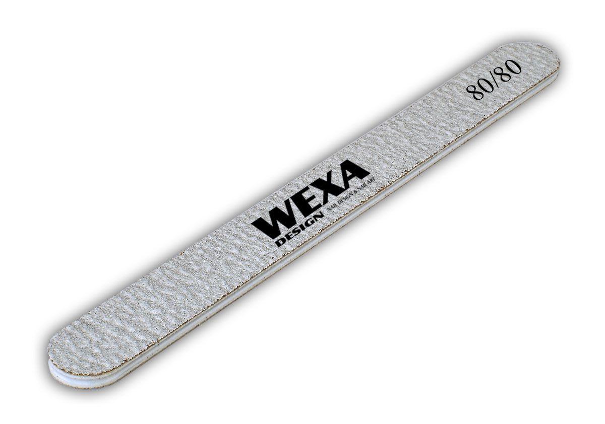 Long Life profi pilník na nechty zebra rovný 80/80 WEXA