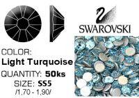 Swarovski F - Light Turquoise SS5