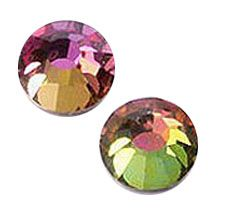 Zirkonium sklenené kamienky na nechty - Rainbow