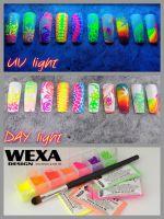 Pigment na nechty - 41 Neon Mandarine