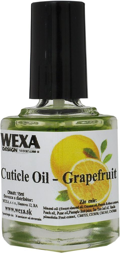 Ošetrujúci olejček na nechty Grapefruit