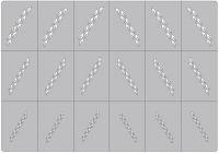 Šablónka samolepiaca - AS064