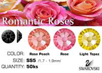 Swarovski F - Romantic Rose