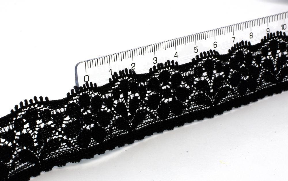 Čipka na zdobenie nechtov - nail art