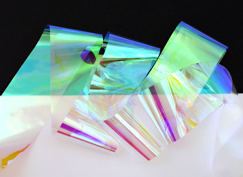 glass nail folia