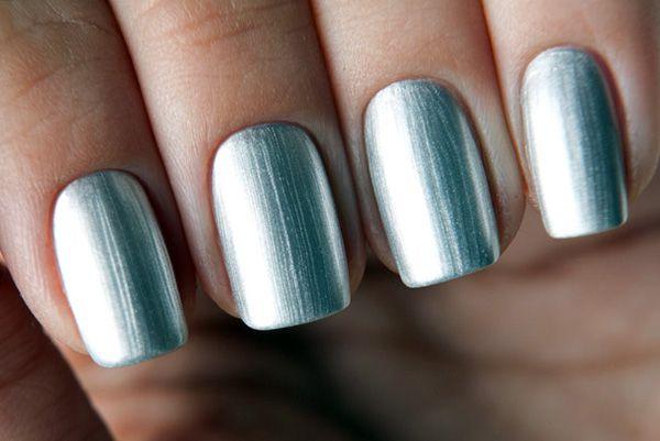 Nail Foil Patch 32 - Nerez
