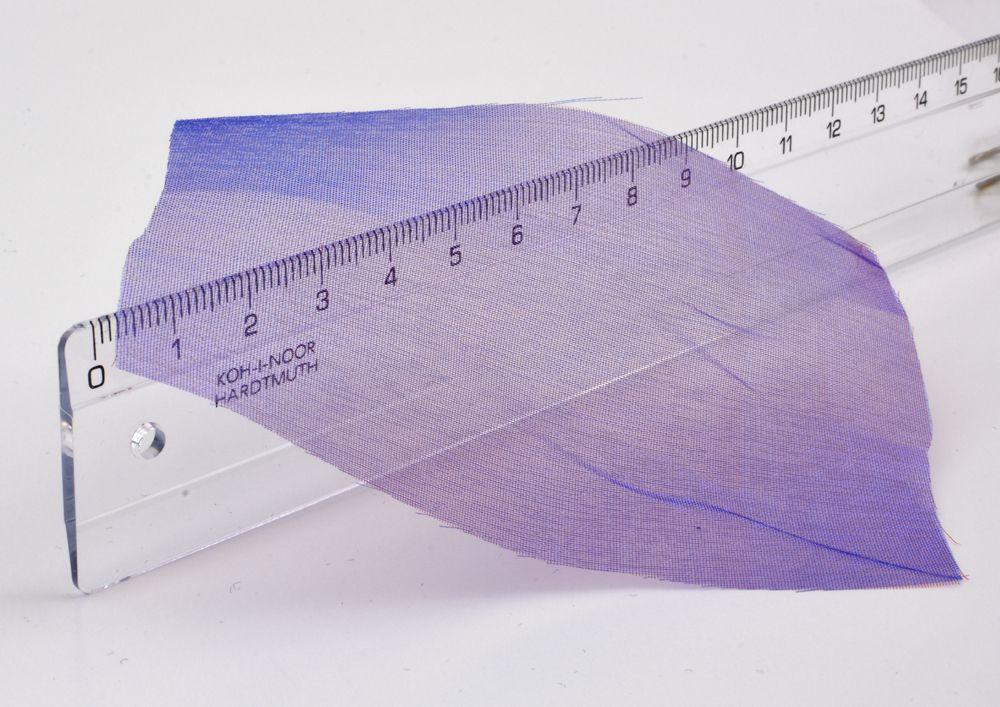 Sieťka na nechty Chameleon č.61 - fialová