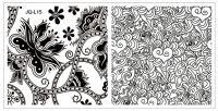 Stamping Nail Art platnička JQ-L15
