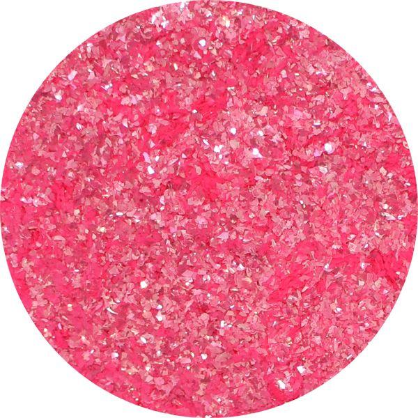 Unikátny pigment na zdobenie nechtov Fairy Dust 13 Pink