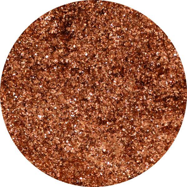 Unikátny pigment na zdobenie nechtov Fairy Dust 10 Brown
