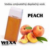 Vodou zmývateľný depilačný vosk - Peach