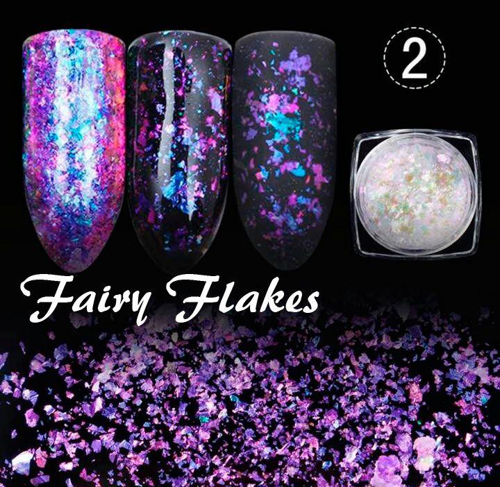 Fairy Nail Flakes 2