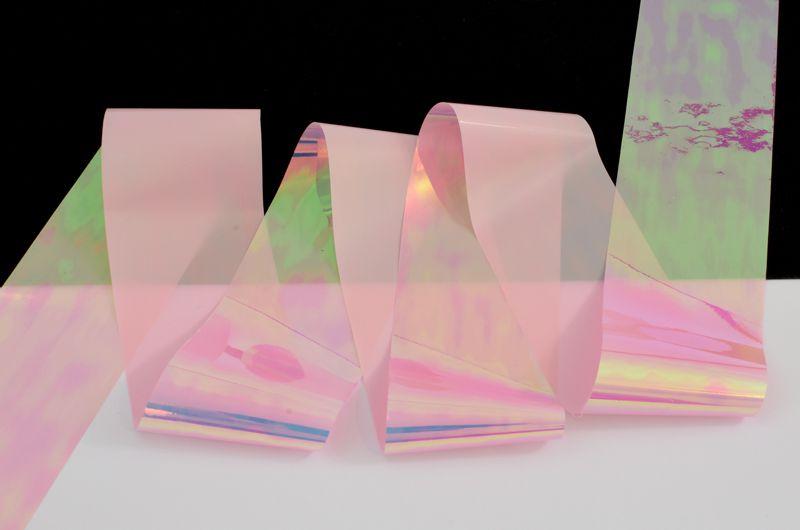 Glass Nail Foil - pre sklenný efekt 7