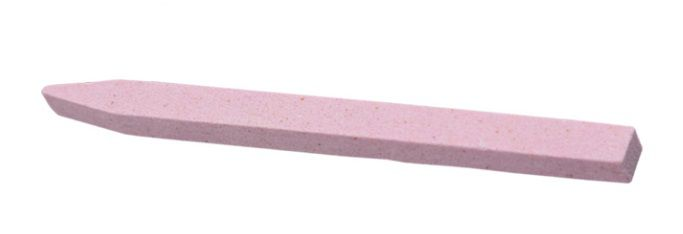 Minerálny pilník na nechty - rubínový kameň