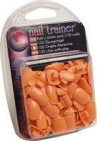 Original Nail Trainer Hand  - Náhradné typy 100ks