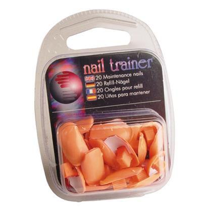 Original Nail Trainer Hand - Náhradné typy 20ks