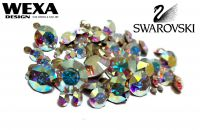 Swarovski Chaton Mix Crystal AB
