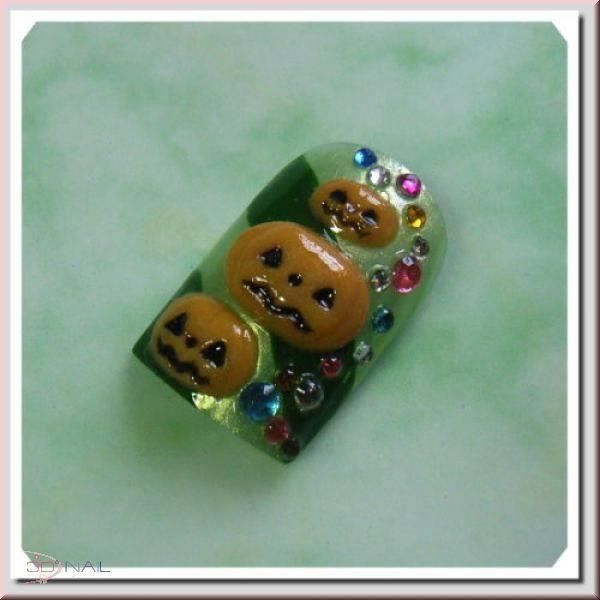 3D formička - Pumpkin 021