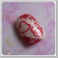3D formička - 1&2 Heart 2 055