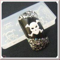 3D formička - Skull 062