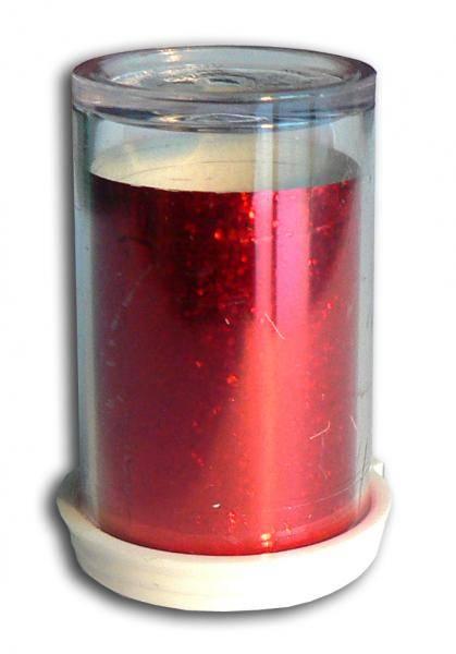 Transfer fólia - Red glitter
