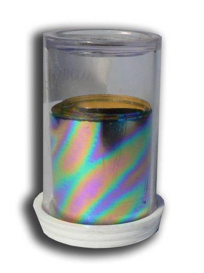 Transfer fólia - Rainbow (swirl)