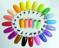 Farebný 3D akryl - 13.bledofialový