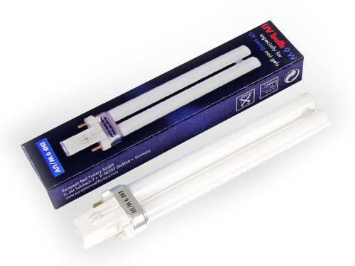 Kvalitná UV žiarovka na vytvrdzovanie gélov