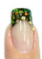 Swarovski kamienky na nechty F - Crystal GSHA
