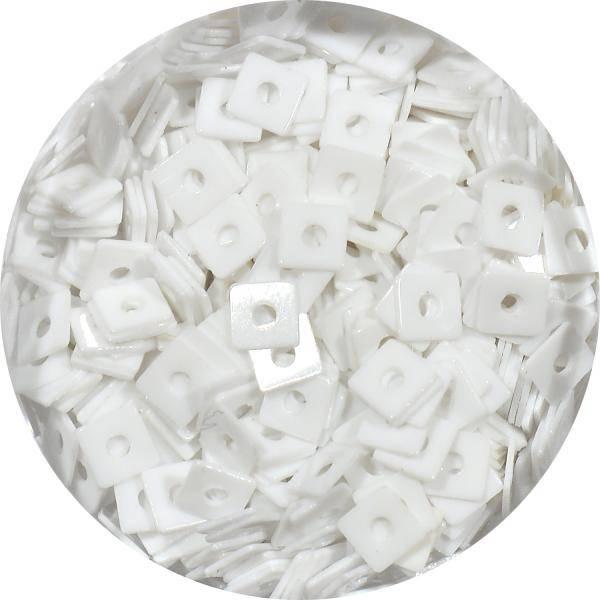 Konfety štvorčeky s dierkou mini - STV 028