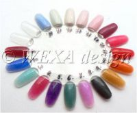Farebný akryl s kúskami perlete - P4