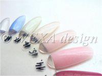Farebný akryl perleťový P18