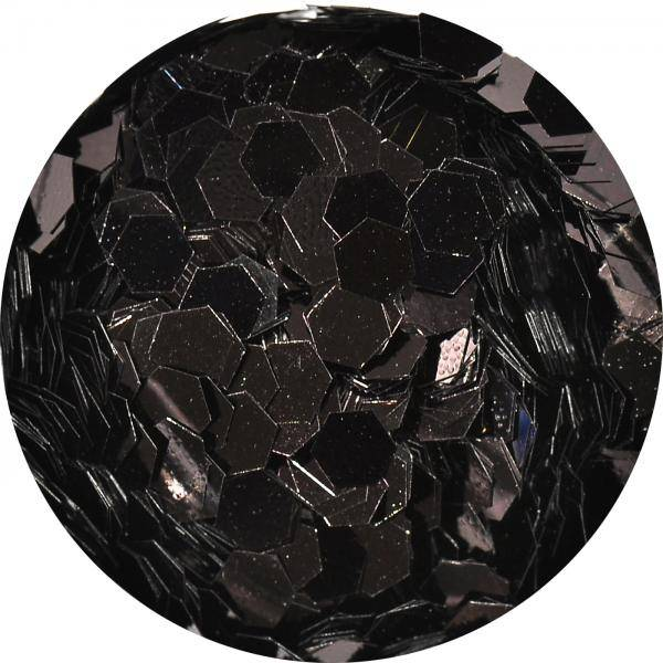 Konfety hexagony plné - B1000