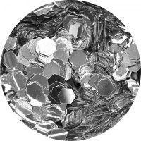 Konfety hexagony plné - BO100