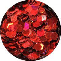 Konfety hexagony plné - LB300