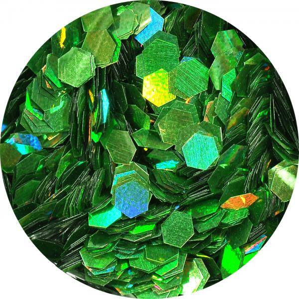 Konfety hexagony plné - LB601