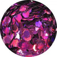 Konfety hexagony plné - LB900